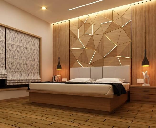 Interiors Future Space Interior Colonial Style Bedroom Homify Modern Luxury Bedroom Modern Bedroom Interior Interior Design Bedroom