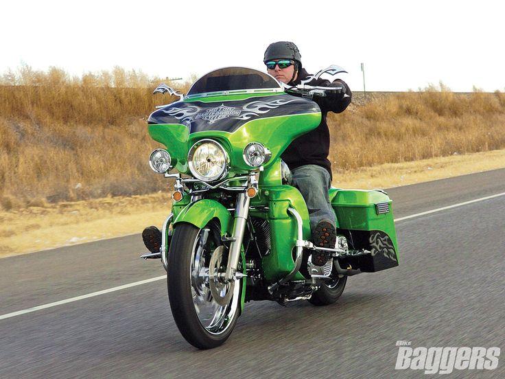 2001 Harley-Davidson Ultra Classic Electra Glide Flhtcui