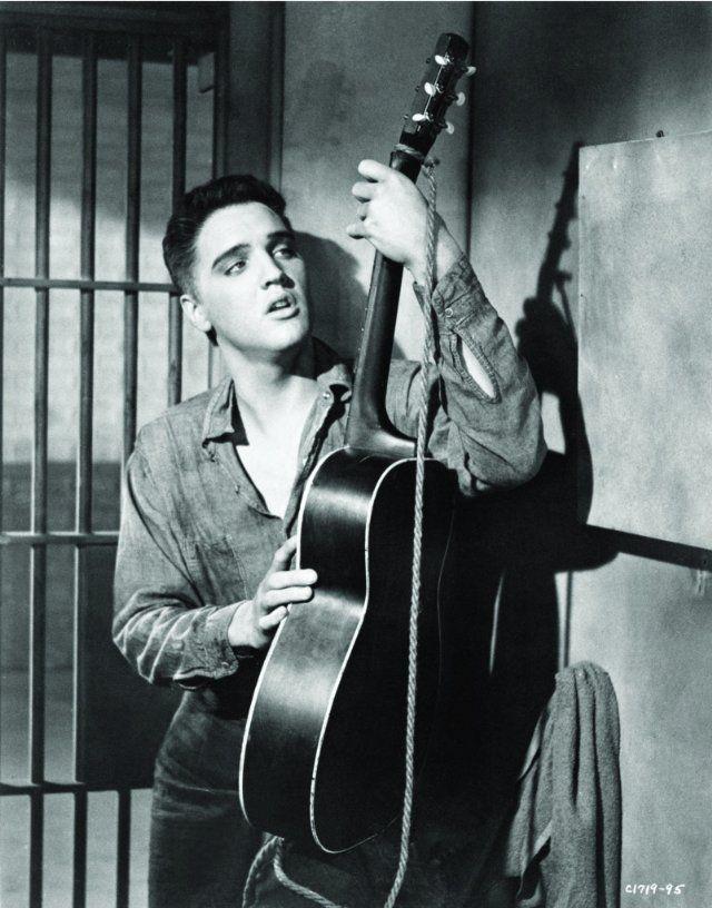 Still of Elvis Presley in Jailhouse Rock