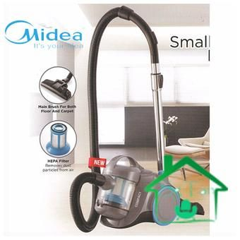 Buy Midea MVC-V12K Bagless Vacuum Cleaner with HEPA Filter(1000W) online at Lazada. Discount prices and promotional sale on all. Free Shipping.