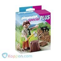 PLAYMOBIL 5412 Houthakker - Koppen.com PLAYMOBIL 5412 Houthakker. Zo, nog enkele blokken en de houthakker heeft voldoende hout voor de kachel.  Geschikt voor kinderen van 4 tot 10 jaar. - See more at: http://www.koppen.com/producten/product/playmobil-5412-houthakker#sthash.biSQ2rql.dpuf