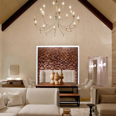 Living Room Ceiling Chandeliers