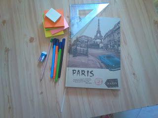 Βιβλίο πλάνων διδασκαλίας με post-it