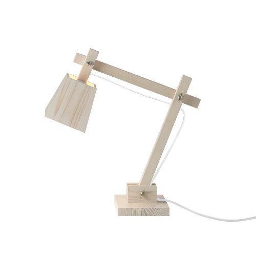 Superb Muuto Wood Lamp