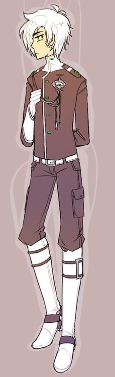"""Danny phantom. """"I'm just pinning it for the pants and shoes. I loves the design on those!""""-Flydia."""
