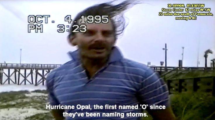 nice Hurricane Opal, Oct. 4-5, 1995 - Panama City, Florida