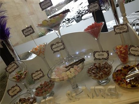 Candy Cart hire : sweet cart hire