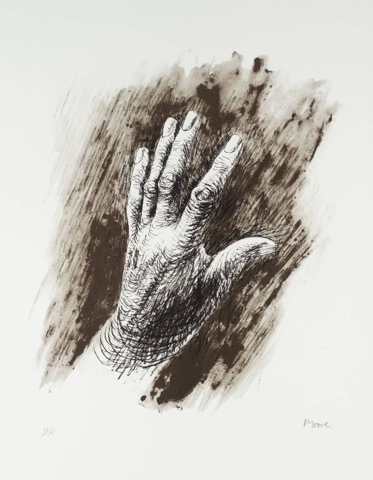 HENRY MOORE, ARTISTS HAND,Google Image Result for http://www.tate.org.uk/art/images/work/P/P02/P02909_10.jpg