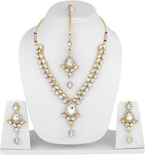 Indian Bollywood Dazzling Gold Plated Kundan Party & Wedd... https://www.amazon.com/dp/B01NB19YZT/ref=cm_sw_r_pi_dp_x_cHNWybY16EZRB