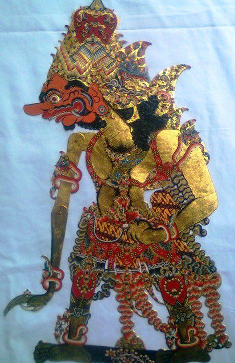 Album Wayang Indonesia: Rahwana