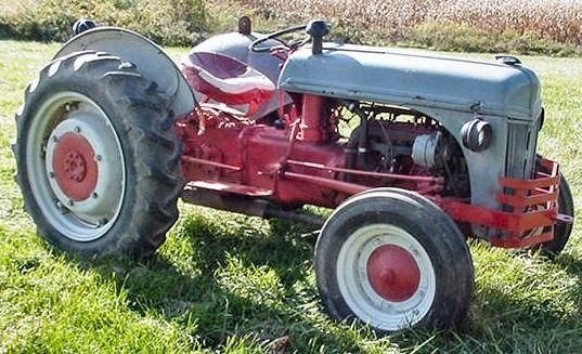 Ford 9N Tractors Service Repair Manual #onselz