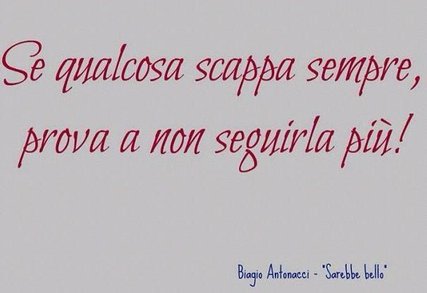 Sarebbe bello - Biagio Antonacci
