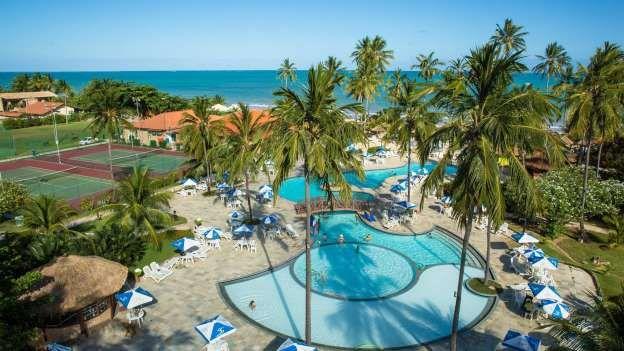 Da Costa do Sauípe às piscinas naturais de Maragogi e Porto de Galinhas, região é repleta de opções ... - Divulgação, Salinas do Maragogi