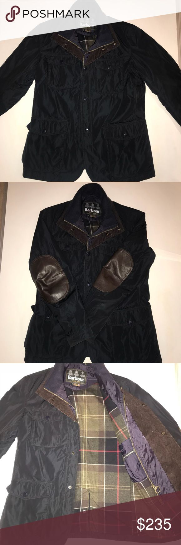 AUTHENTIC Barbour Men's Classic Tartan Jacket AUTHENTIC! Perfect condition, authentic, navy blue men's Barbour jacket. The style is the Original Tartan. This is men's, but lt can honestly be considered gender neutral. Size M. If you would like to see lt on, please let me know! Barbour Jackets & Coats