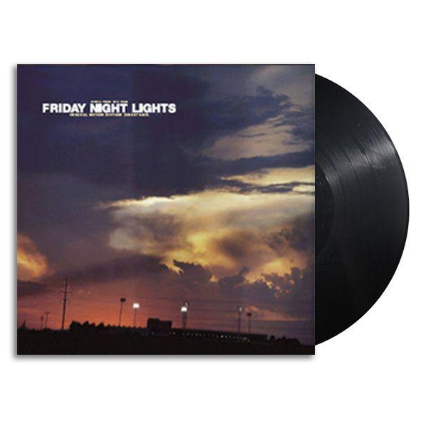 Lazy Labrador Records - Explosions In The Sky · Friday Night Lights Soundtrack · 2xLP · Black 180 Gram, $33.49 (http://lazylabradorrecords.com/explosions-in-the-sky-friday-night-lights-soundtrack-2xlp-black-180-gram/)