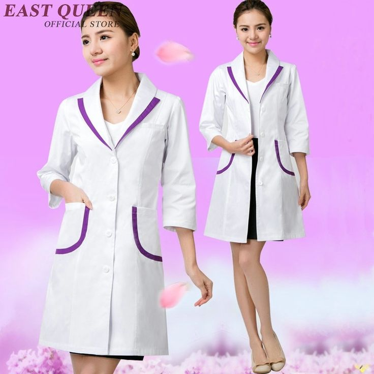 Medical uniforms women white new arrival medical clothes beautiful uniforms for nurses ladies medical nursing uniforms AA374