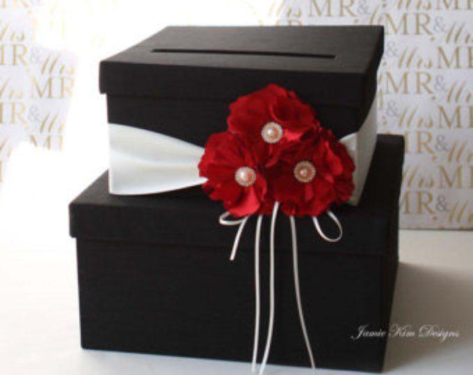 Wedding Gift Card Box Money Box Custom Made To Order Etsy Money Box Wedding Wedding Gift Card Box Card Box Wedding
