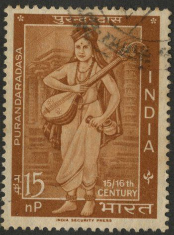 One of the three greats of Carnatic Music