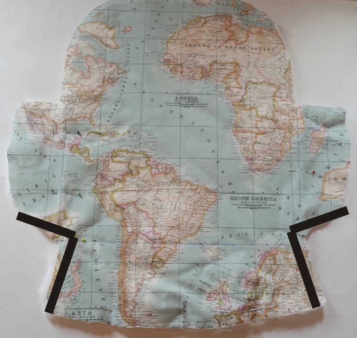 coser saco silla paseo, bundle bag, stroller bag