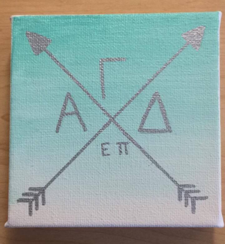 Sorority Crafting