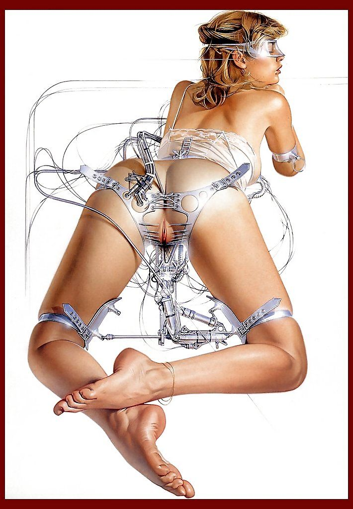 Erotic Art Bdsm 99