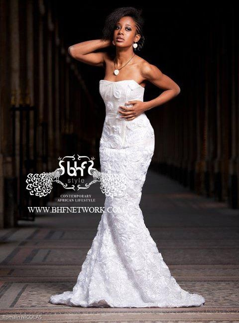17 best images about african dresses wedding gown on for African lace wedding dress