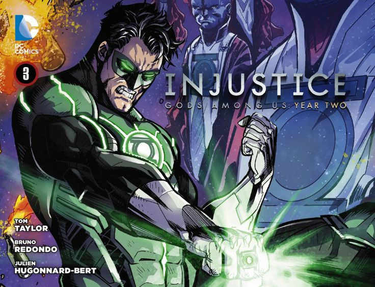 Injustice: Year Two #3