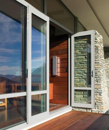 French Doors   Vantage Aluminium Joinery ~ One of New Zealand\u0027s leading Windows and Doors brands   My House Rules   Pinterest   Windows and doors ... & French Doors   Vantage Aluminium Joinery ~ One of New Zealand\u0027s ...