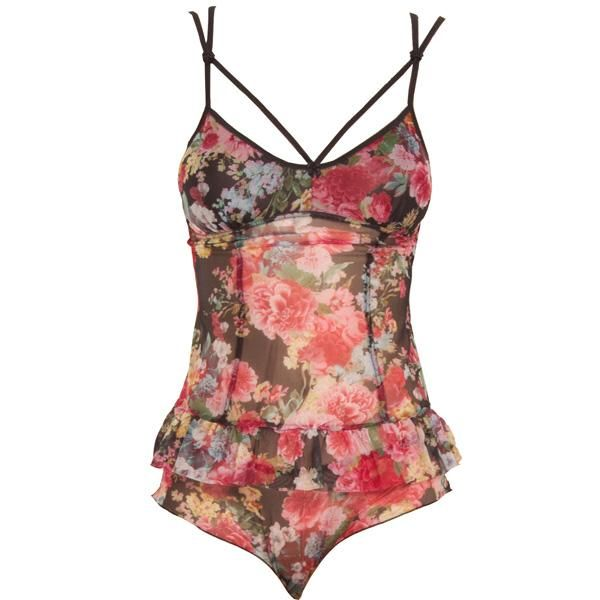 Guide shopping : lingerie coquine