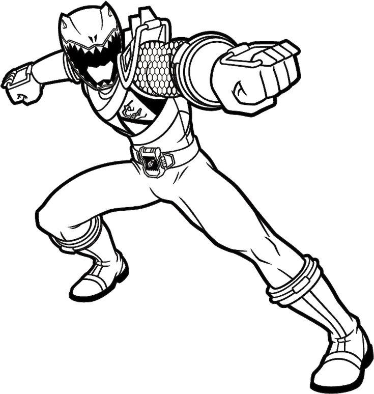Jogo Colorir Power Ranger Vemelho No Jogos 360 Pampekids Red Power Ranger Dino Charge Co Power Rangers Coloring Pages Power Rangers Dino Charge Power Rangers