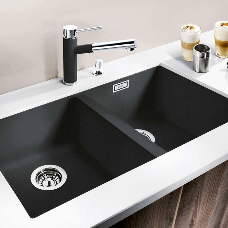 Best 10+ Black Kitchen Sinks Ideas On Pinterest