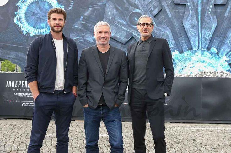 "Liam Hemsworth protagoniza ""Independence Day Resurgence"" (trailer)"