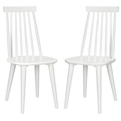 £491 for 6Found it at Wayfair.co.uk - Solid Rubberwood Dining Chair