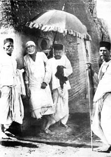 Sai Baba of Shirdi - Wikipedia