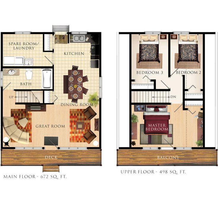 131 best PLANS MAISONS EXTERIEURS images on Pinterest My house - logiciel gratuit plan maison exterieur