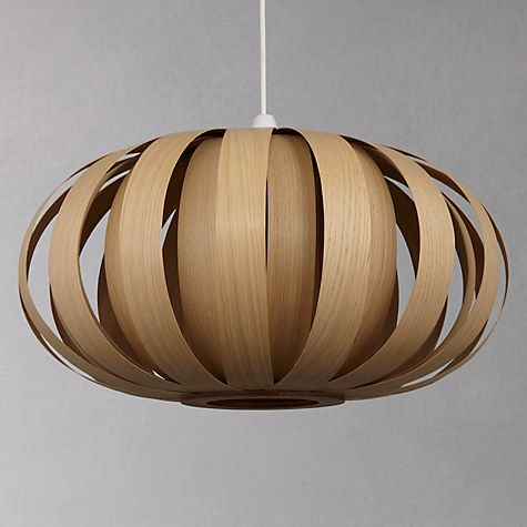 Buy Tom Raffield Urchin Pendant Ceiling Light, 53cm Online at johnlewis.com