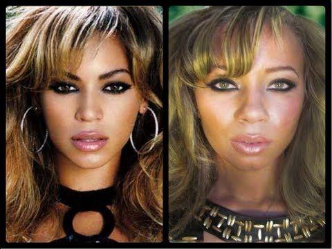 Beyonce Bday Inspired Makeup!!!! REPIN