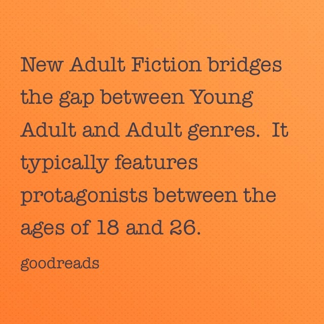 New Adult Fiction 17
