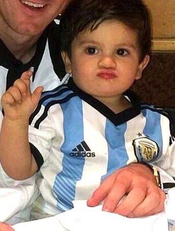 Messi's Son
