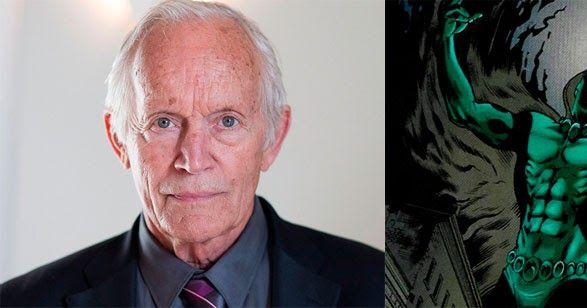 """Legends of Tomorrow: Lance Henriksen confirma que Obsidian es el hijo de Linterna Verde  """"La nueva entrega del 'spin-off' de 'Arrow' y 'The Flash' se estrenará el próximo 13 de octubre."""" A pesar de que el productor ejecutiv..."""