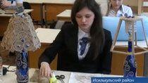 Джутовая филигрань Веры Пушиной — Яндекс.Видео