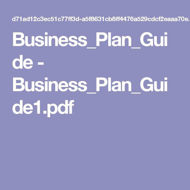 Las 25+ mejores ideas sobre Business plan pdf en Pinterest - software business plan template