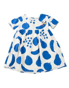 BOBO CHOSES Girls Big Fruits Cotton Dress. Shop here: http://www.tilltwelve.com/en/eur/product/1084498/BOBO-CHOSES-Girls-Big-Fruits-Cotton-Dress/