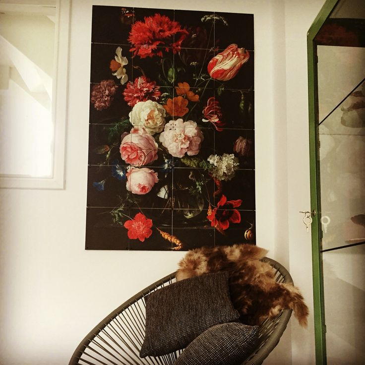 Ixxidesign poster still life with flowers