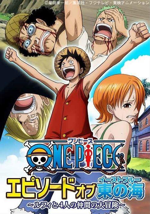 One Piece alicia 10 Projetos para o 20º Aniversário do