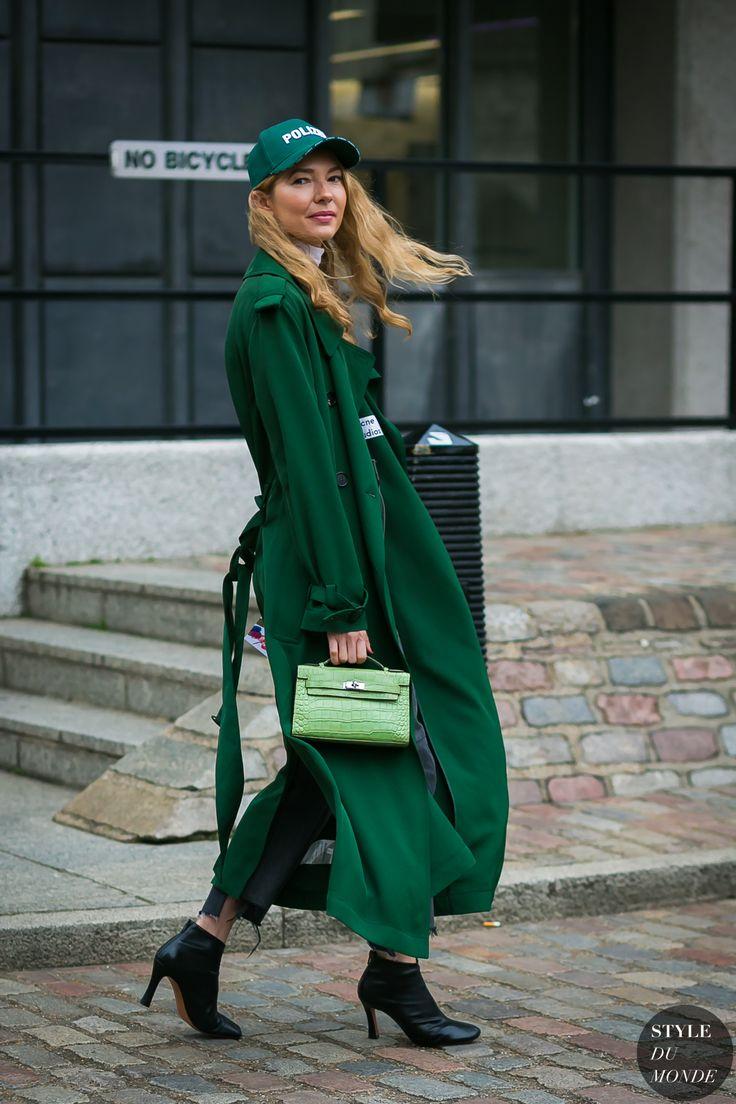 Roberta Benteler by STYLEDUMONDE Street Style Fashion Photography Pinterest: KarinaCamerino