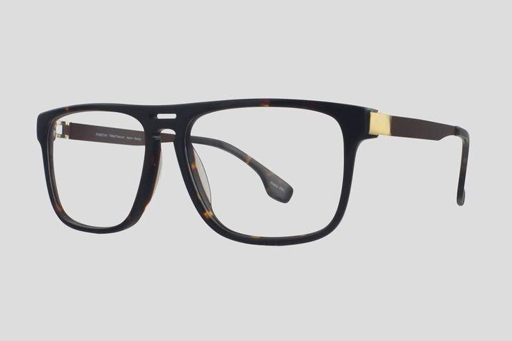 #Brillen van Exesto. Dit is de Rosier (art. nr. F10.614UTU), complete bril vanaf € 35,90. #Montuur van schildpad design TR-90 met puur titanium in de brillenpoten. Verkrijgbaar in nog twee andere kleuren.