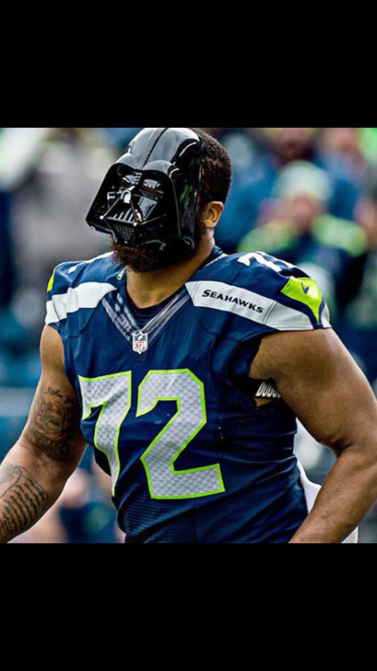 Michael Bennett ... may the force be with us