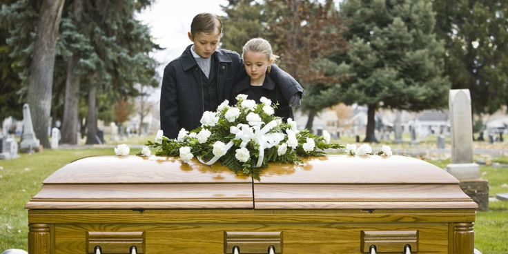 Come spiegare a un bambino la perdita di una persona cara