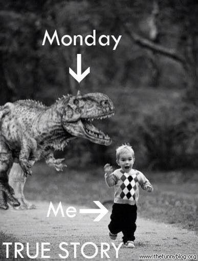 Monday at the Baptist!